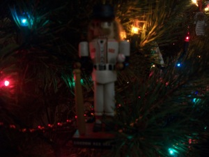 If nutcrackers can be soldiers, why not baseball players?